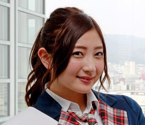 【元NMB48】岸野里香がファンに謝罪「急に姿を消してしまってごめんなさい」