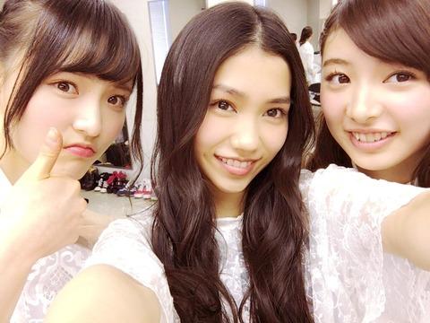 【AKB48】田野優花が卒業を示唆?「今のAKBにいても刺激がないしストレス。未知の世界に投げ出されたい」