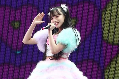 SKE48「ティーンズユニット」メンバー投票、速報1位は末永桜花!