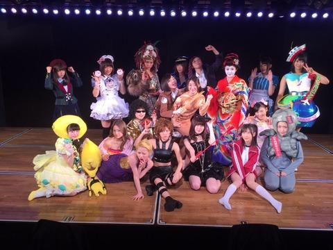 【AKB48】カオス公演がカオス過ぎてヤバいwwwwww