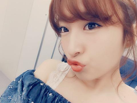 梅田彩佳が自己紹介で 「元AKB48の梅田彩佳です」って言ってたんだが