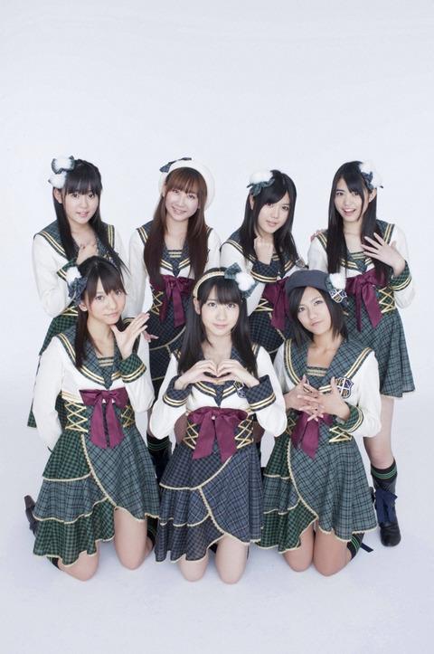 【AKB48G】一番良曲を貰ってるメンバーって誰?