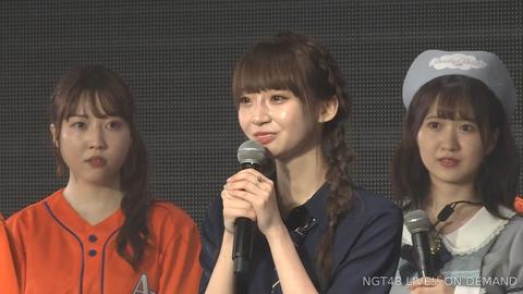 【NGT48】荻野由佳さん卒業発表