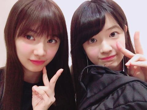 【AKB48】武藤十夢、「ふら~っと入った初めましてのカフェになんか見たことある後ろ姿の人がいるなぁと思ったら・・・」