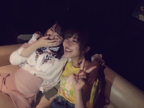 【HKT48】酔っぱらった松岡菜摘が指原莉乃に暴言!「1回座れ!」