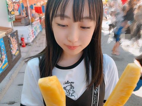 【HKT48】ドラフトで博多に強奪された渡部愛加里さんの近況をご覧ください