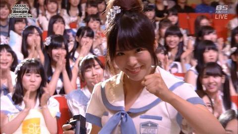 【SKE48】松村香織の18位が全く話題になっていないんだが