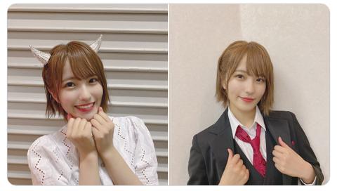 【NMB48】小嶋花梨冠ライブ 「 」わるきーとプライオリティーを初披露!