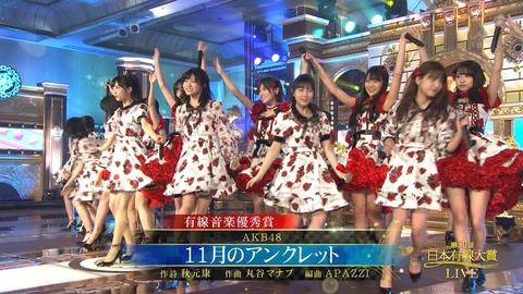 【AKB48】またおめぐがパンツ見せてる・・・【谷口めぐ】
