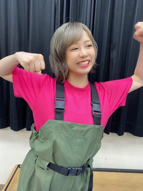 【朗報】AKB48大家志津香さん活動再開