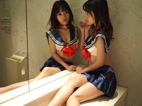 【元NMB48】りぽぽこと三秋里歩さん、風俗嬢みたいになる
