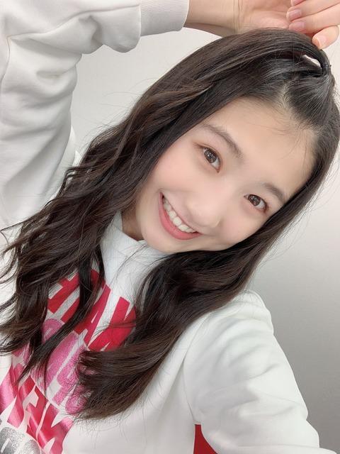 【NMB48】けいとこと塩月希依音ちゃん、中学を卒業する!