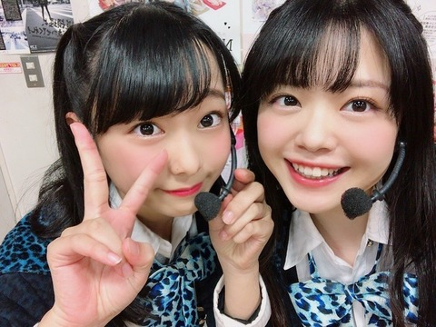 【NMB48】三宅ゆりあちゃん、鍵穴になるwww