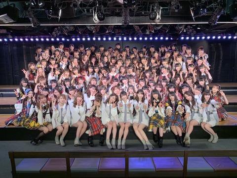 【AKB48】劇場14周年特別記念公演開催決定!メンバー103名参加!【12/8(日)】