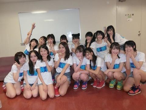 【NMB48】山本彩が卒業した後は誰がグループを引っ張っていくのか?