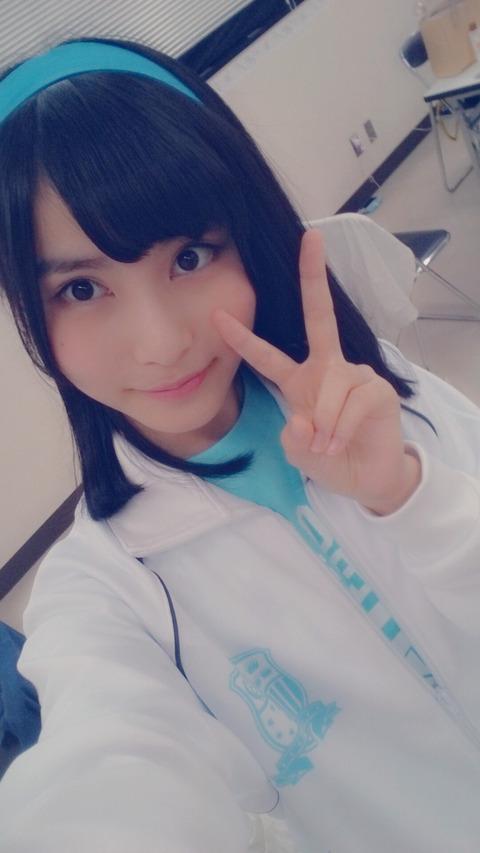 【朗報】AKB48福岡聖菜ちゃん絶賛進化中のお知らせ