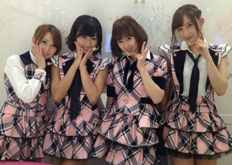 【AKB48G】一番ファンが少ないであろうメンバーって誰なんだろ