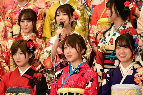 【AKB48】高橋朱里と岡田奈々、次期総監督になるならどっちがいい?