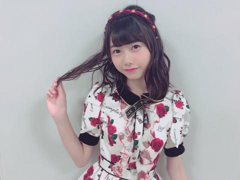 【AKB48】千葉恵里ちゃん、学校の友達から「ちばえり」と呼ばれている模様