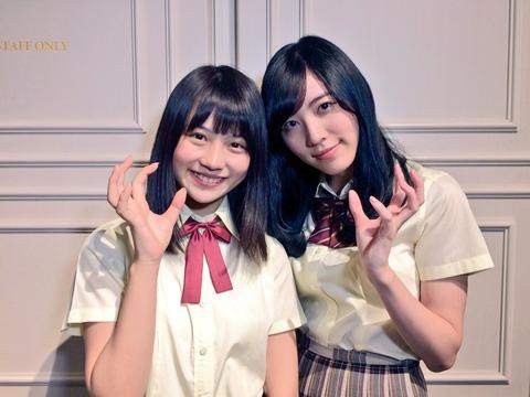 【SKE48】松井珠理奈軍と小畑優奈軍の2グループに分けてみたらどうだろうか?