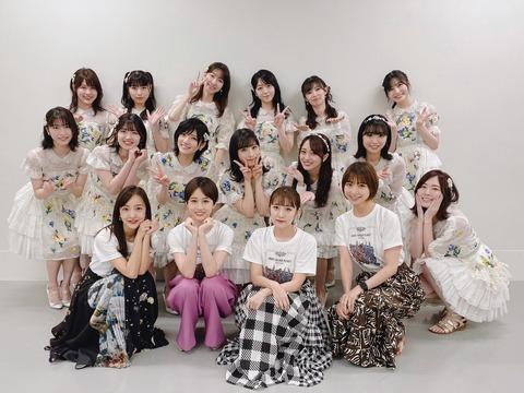 【SKE48】松井珠理奈さんの卒業まで後1ヶ月と少しだけど、シングル出さないの?