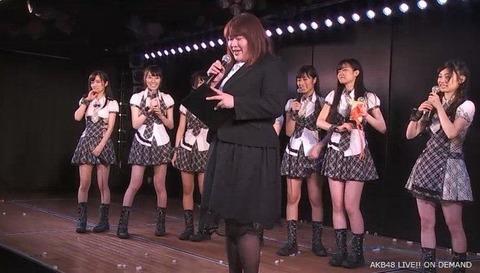 【AKB48G】結局、しのぶが総支配人やってた意味って何かあった?
