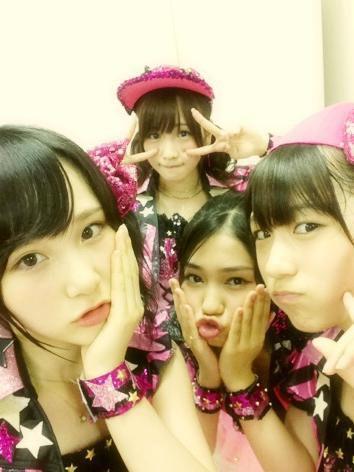 AKB48の若手ビジュアル四天王と言えば?