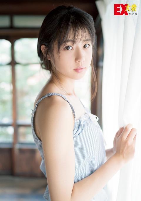 【EX大衆】STU48瀧野由美子の透明感を絶賛【画像あり】