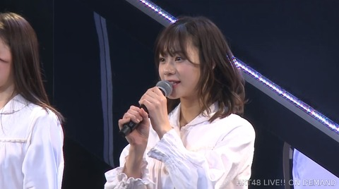 【HKT48】深川舞子卒業発表