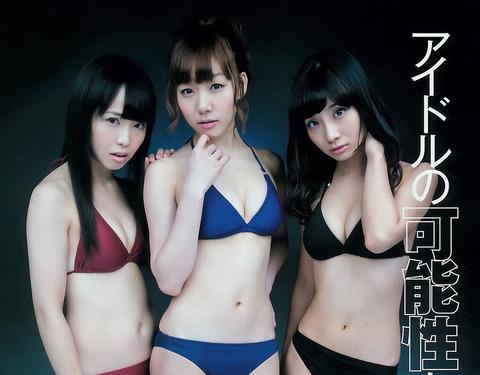 【SKE48】松村→須田→柴田→惣田、SKEでは色物しか売れないな