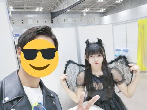 【STU48】門脇実優菜ちゃんがお●ぱい透け透け衣装で握手会やってるぞ!!!