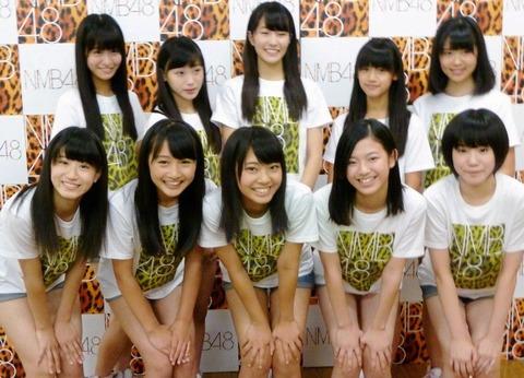 【NMB48】5期生に上西恵と山田菜々の妹が加入【上西怜・山田寿々】