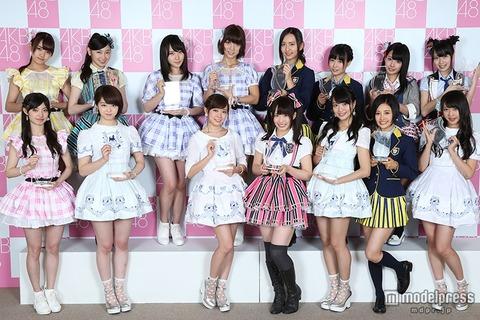 【AKB48選抜総選挙】みなさんどのガールズがお好き?