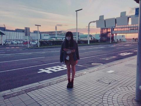 【HKT48】運上ちゃん、半年ぶりに北海道に帰郷する【運上弘菜】