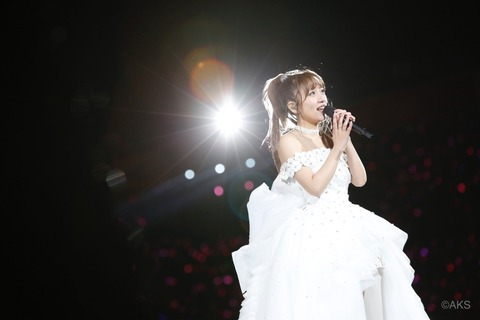 【AKB48G】卒業コンサートを名前付きでそれなりの会場で出来るのって誰まで?