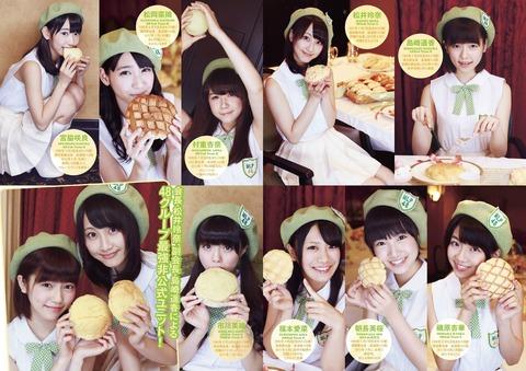 【AKB48G】メロンパン同盟を復活させるために