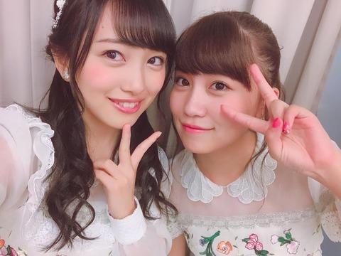 【AKB48】まっこじとみーおん、パフォーマンスが上手いのはどっち?【小嶋真子・向井地美音】