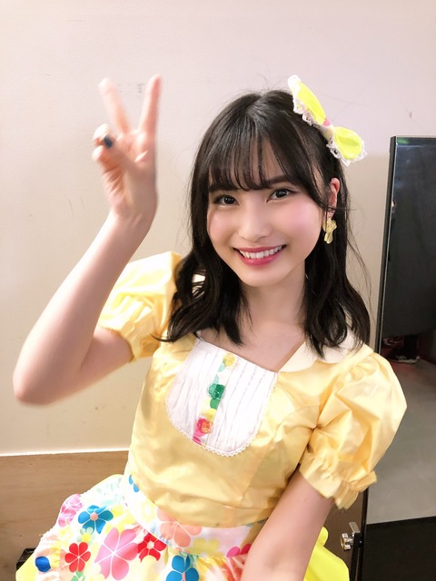 【AKB48】福岡聖菜さんの人気の秘密を語ってください