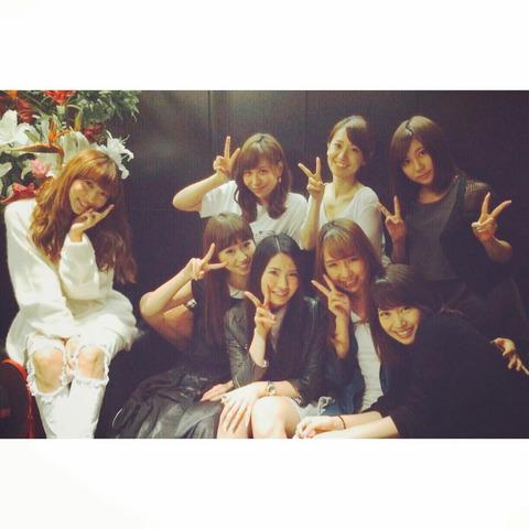 【朗報】AKB48二期会開催!やっぱり倉持明日香は二期だった!!!