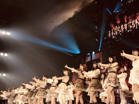 【AKB48】まだ11月なのに早くも今年の握手会終了www