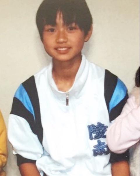 【AKB48】大盛真歩が13歳の頃の写真ワロタwwwwww