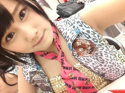 【NMB48】城恵理子のぐぐたすのアンチコメが酷すぎる件