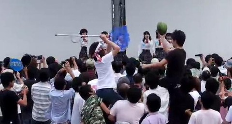 【AKB48】戸賀崎「チーム8のイベントでマナーの悪い人は出禁にしていく」