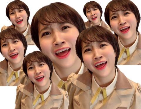 【悲報】NGT48山田野絵「韓国人になりたい」