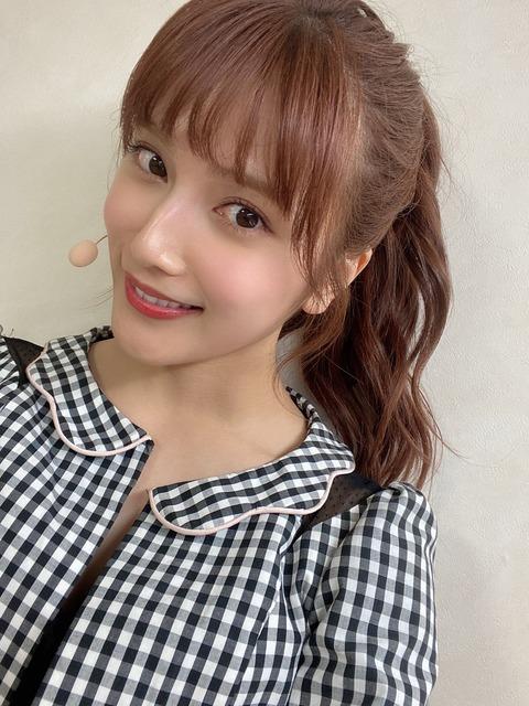【AKB48】入山杏奈さん「出国前のPCR検査は無事陰性でした!」