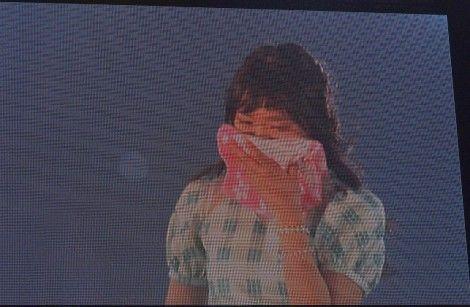 【悲報】北原里英、NGT48移籍発表に号泣