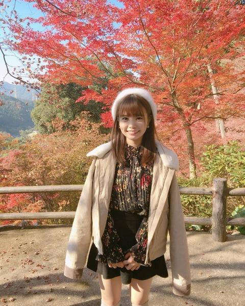 【HKT48】渕上舞ちゃんみたいな子に彼女になってもらいたいよね