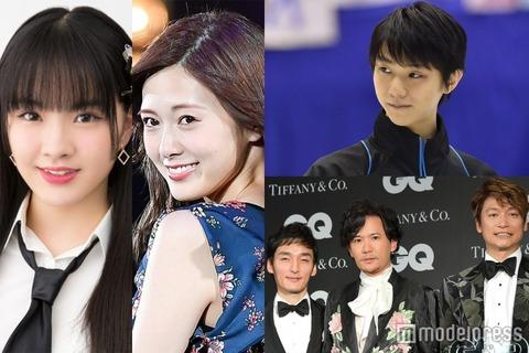 【快挙】NMB48中野麗来がモデルプレス2017年一番読まれたニュースの1位に!!!