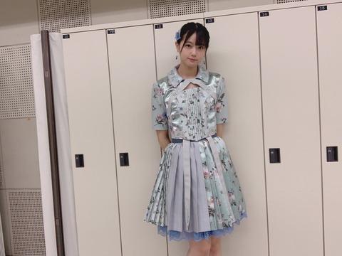 【STU48】瀧野由美子はあれだけの圧倒的なスタイルを持ちながら何故水着にならないのか?