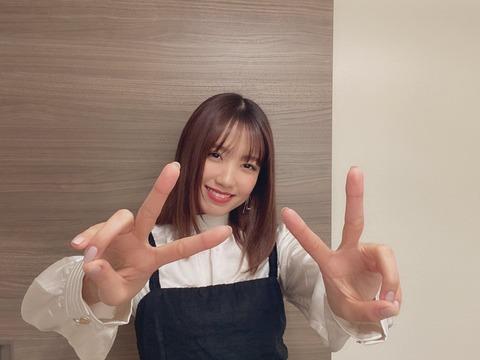 【悲報】AKB48加藤玲奈さんすっかり影が薄くなる